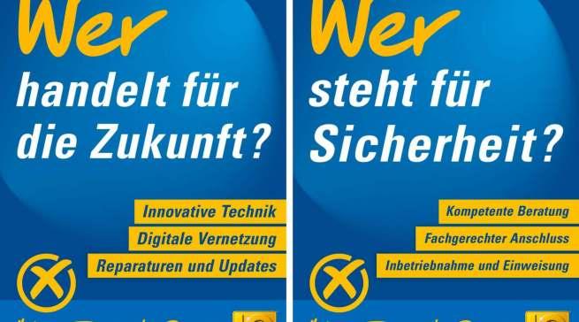 Wenn es um Zukunftsthemen oder die Sicherheit geht, kommt man auch nach der Bundestagswahl nicht an der telering vorbei.
