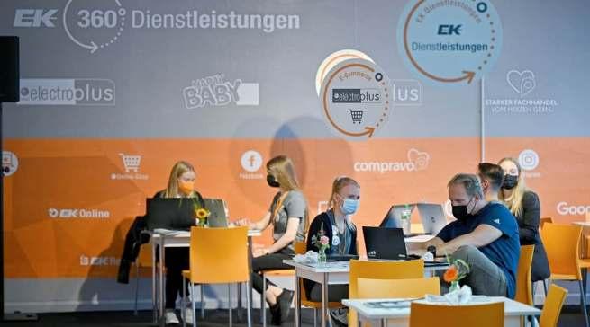 """Über alle Geschäftsbereiche hinweg rückten die """"Digital Services"""" der EK als """"Kümmerer"""" immer prominenter in den Mittelpunkt."""