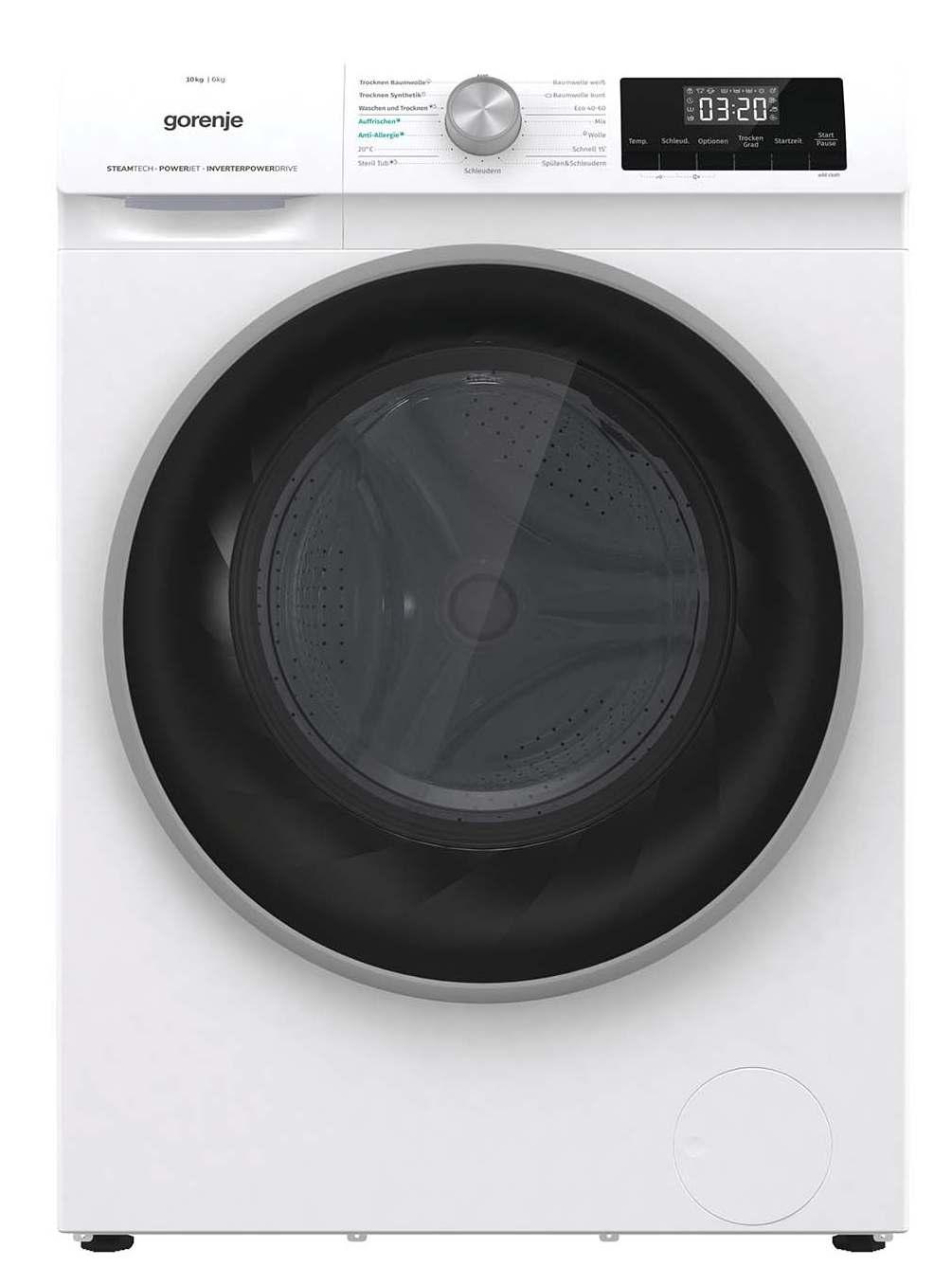 Waschtrockner - WD10514PS - GORENJE Front