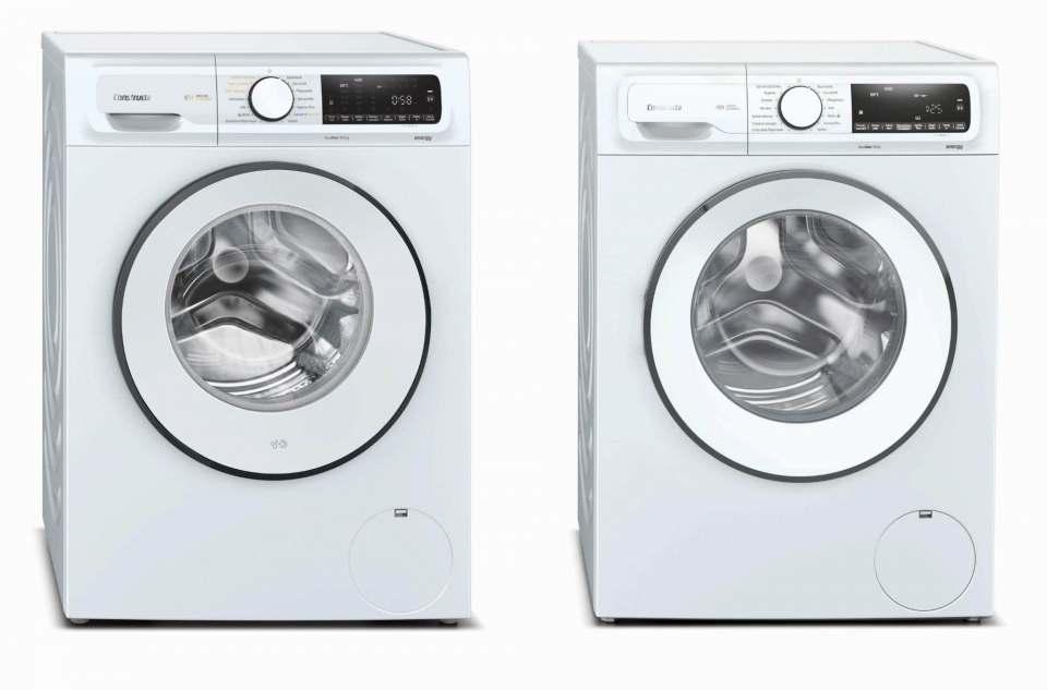 Wäschepflege mit Zugabe: Power Caps und Cashback von Constructa.