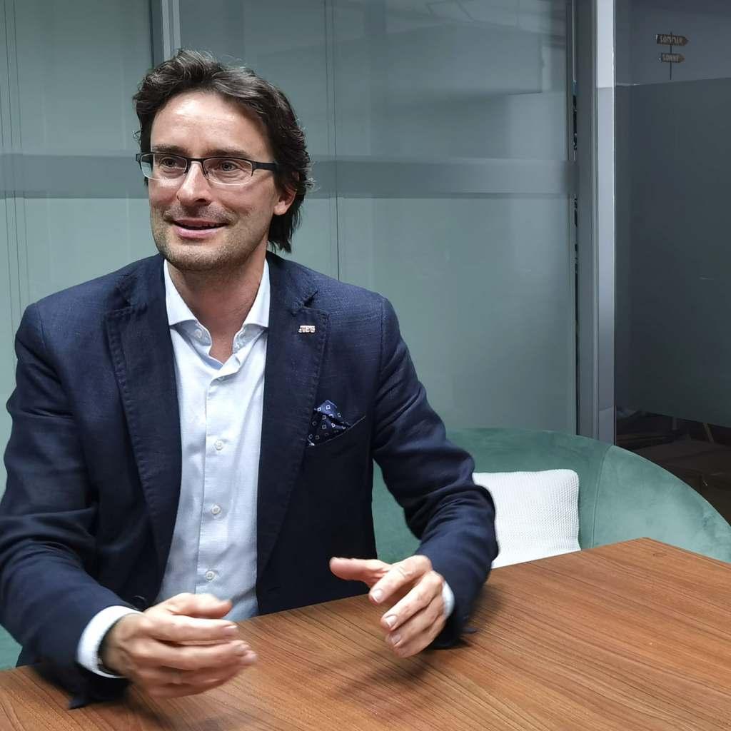 """""""Wir leben Nachhaltigkeit aus Überzeugung"""", Michael Geisler (Geschäftsführer Electrolux Hausgeräte.)"""