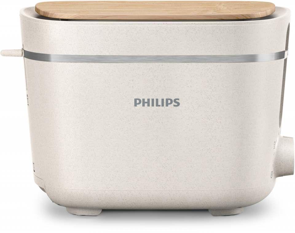 Philips Toaster Conscious Collection mit mit 8 Röstgraden.