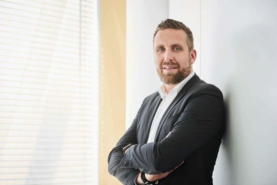 Thomas Gass, Managing Director bei SharkNinja, hat weitere Erfolge auf dem deutschen Markt im Visier.