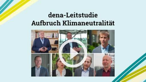 dena-Studie: Fragen, Anregungen und Machbarkeit zur Klimaneutralität.
