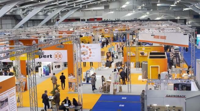 Auf der expert-Area haben die verschiedenen expert-Fachbereiche ihre Dienstleistungen vorgestellt und standen für die Besucher beratend zur Seite.