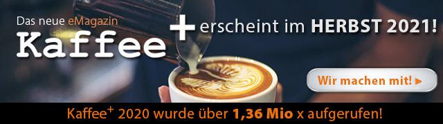 Banner Kaffee+ Herbst 2021