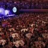 Stimmungsvolle Gala: Einfach Genießen und Feiern.